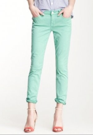 """7 For All Mankind  """"Gwenevere"""" in Mintgrün  boho sommer"""