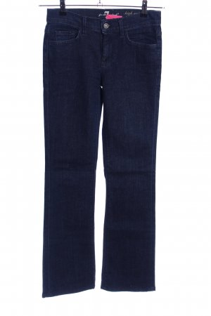 7 For All Mankind High Waist Jeans blue casual look