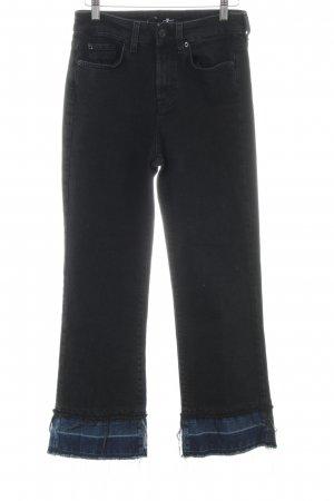 7 For All Mankind High Waist Jeans mehrfarbig Casual-Look