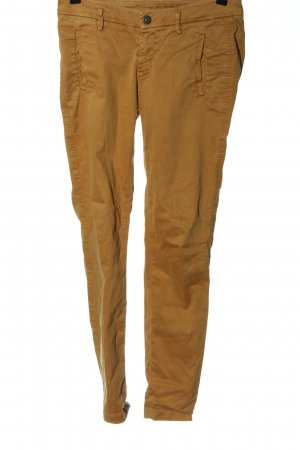 7 For All Mankind Hüfthose hellorange Casual-Look