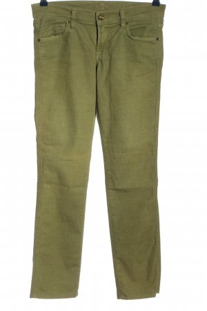 7 For All Mankind Hüfthose khaki Casual-Look