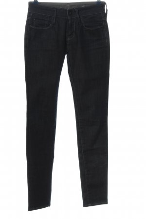 7 For All Mankind Jeans vita bassa blu stile casual