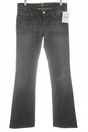 7 For All Mankind Hüftjeans mehrfarbig Casual-Look