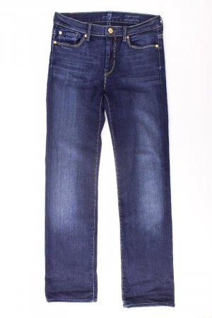 7 for all mankind Jeans blau Größe W28