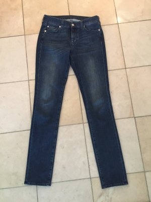 7 for all mankind Jeans blau, sehr guter Zustand Gr. 27