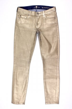 7 for all mankind Jeans gold Größe W28