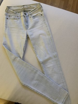 7 for all Mankind Jeans - hellblau