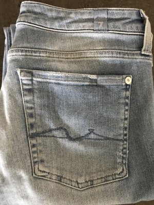 7 For All Mankind Jeans - light blue