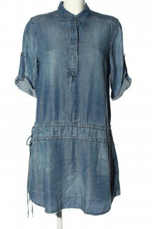 7 For All Mankind Denim Dress blue casual look