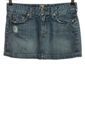 7 For All Mankind Gonna di jeans blu stile casual