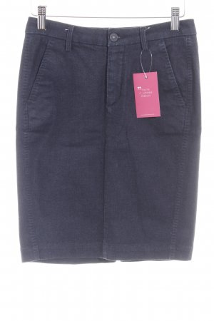 7 For All Mankind Jeansowa spódnica ciemnoniebieski W stylu casual