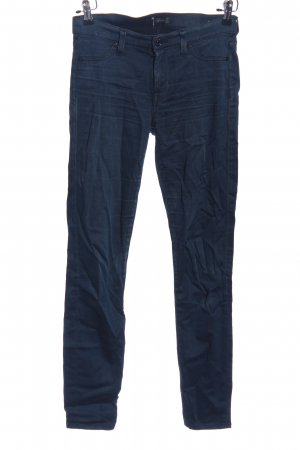 7 For All Mankind Jeggings blau Casual-Look