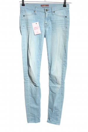 7 For All Mankind Jegging bleu style décontracté