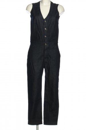 7 For All Mankind Jumpsuit schwarz Casual-Look