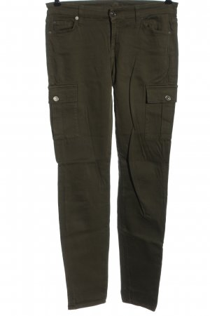 7 For All Mankind Pantalone kaki cachi stile casual