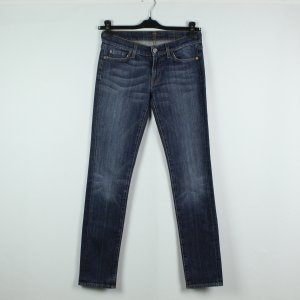 7 For All Mankind Mod. Roxanne Jeans Gr. 27 blau (19/11/494)