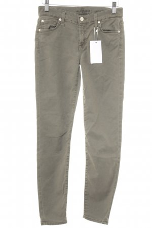 "7 For All Mankind Röhrenhose ""The Skinny"" khaki"
