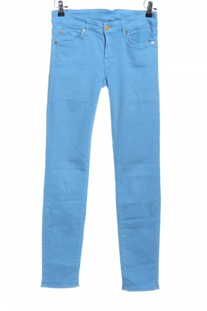 7 For All Mankind Tube Jeans blue casual look