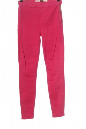 7 For All Mankind Röhrenjeans pink Casual-Look