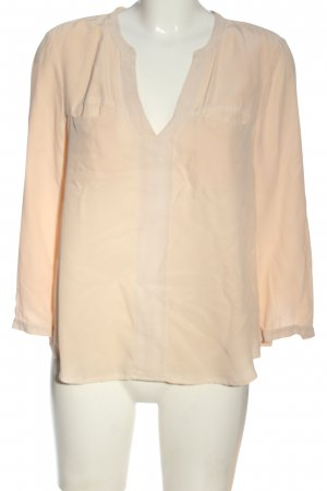 7 For All Mankind Seidenbluse creme Casual-Look