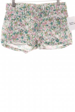 7 For All Mankind Shorts flower pattern casual look