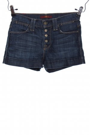 7 For All Mankind Shorts blue casual look