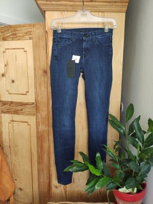 7 For All Mankind Jeans skinny multicolore
