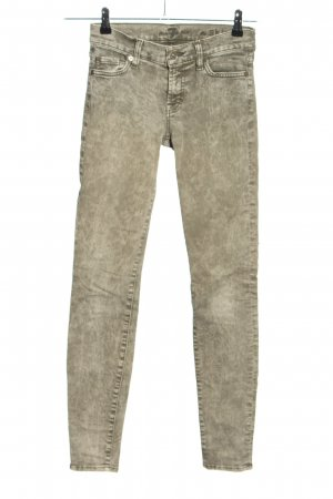 7 For All Mankind Skinny Jeans silver-colored casual look