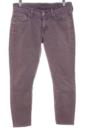 7 For All Mankind Skinny Jeans Farbverlauf Urban-Look