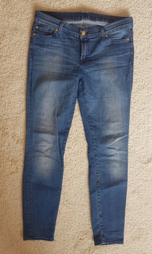 7 for all mankind Skinny Jeans Gr. 31