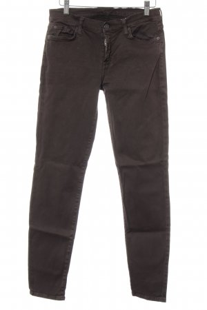 7 For All Mankind Skinny Jeans mehrfarbig Casual-Look
