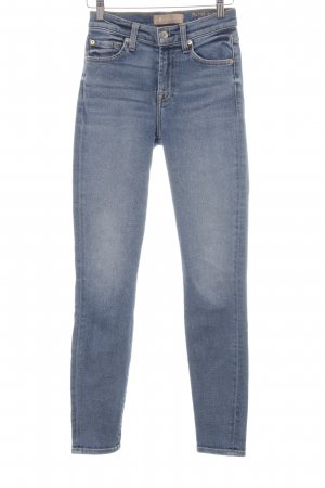 7 For All Mankind Skinny Jeans mehrfarbig Country-Look