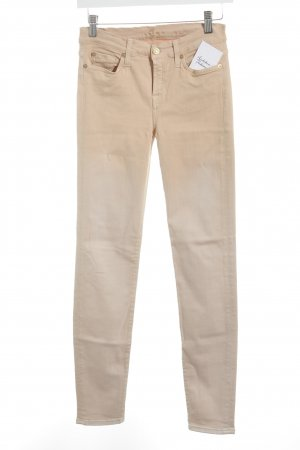7 For All Mankind Skinny Jeans nude Jeans-Optik
