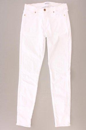 7 for all mankind Skinny Jeans weiß Größe W28