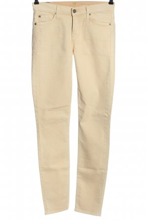 7 For All Mankind Slim jeans wolwit casual uitstraling