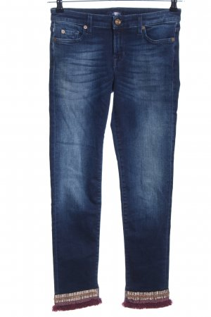 7 For All Mankind Slim Jeans mehrfarbig Casual-Look