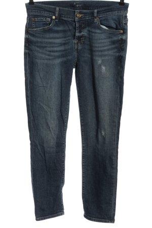 7 For All Mankind Jeans slim bleu style décontracté