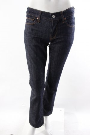 7 For All Mankind Slimjeans dunkelblau
