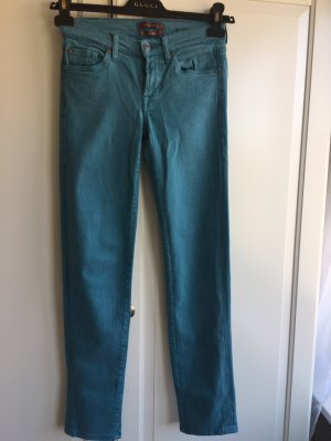 7 For All Mankind Skinny Jeans cadet blue