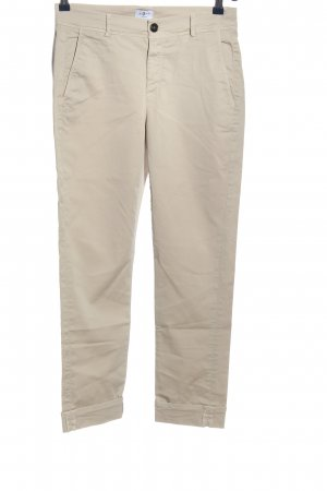 7 For All Mankind Stoffhose wollweiß Casual-Look