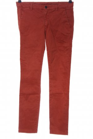 7 For All Mankind Jersey Pants red casual look