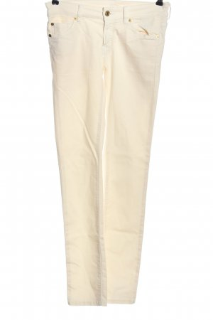 7 For All Mankind Skinny Jeans wollweiß Casual-Look