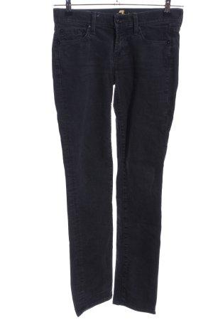 7 For All Mankind Jeans a gamba dritta grigio chiaro stile casual