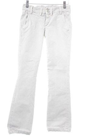 7 For All Mankind Jeansy z prostymi nogawkami jasnobeżowy W stylu casual