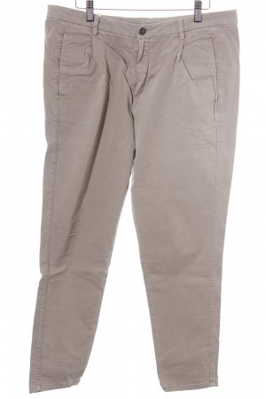 7 For All Mankind Jeans coupe-droite beige clair