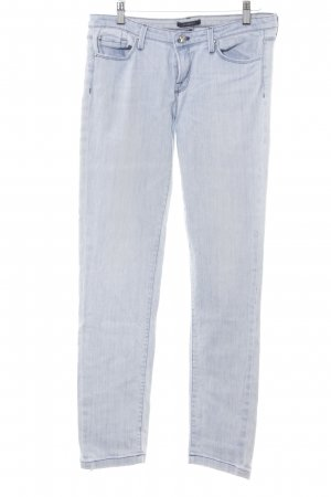 7 For All Mankind Straight-Leg Jeans himmelblau Casual-Look