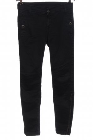 7 For All Mankind Jeans elasticizzati nero stile casual