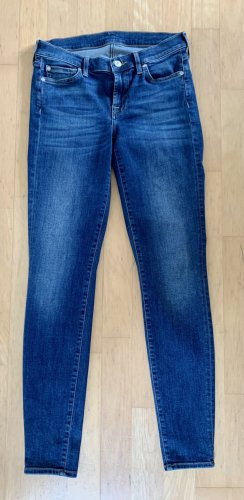 7 For All Mankind Jeans a sigaretta multicolore