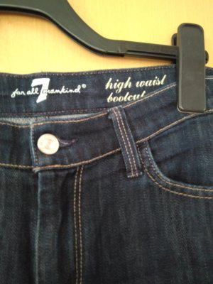 7 for all Mankind wenn Jeans Bootcut