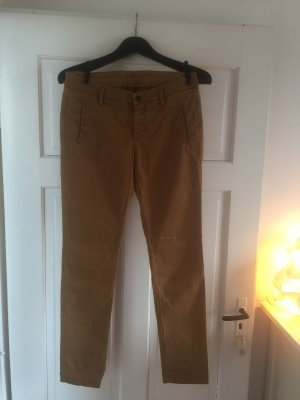 7 For All Mankind Chinos camel-bronze-colored